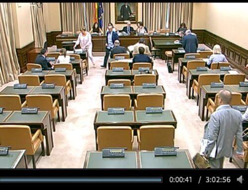 COMISIÓN: Proyecto de Ley reforma urgente del sistema de formación profesional
