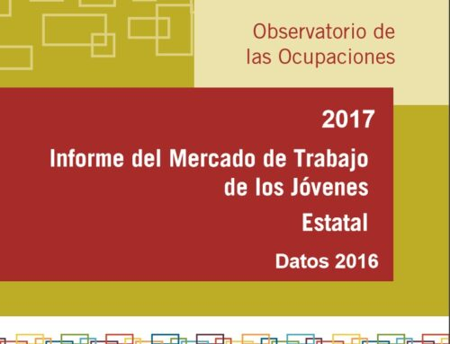INFORME MERCADO DE TRABAJO DE LOS JÓVENES 2017