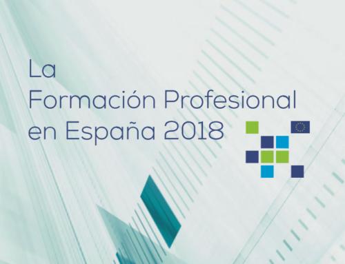 Informe La Formación Profesional en España 2018