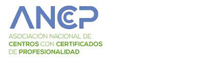 Certificados de Profesionalidad Asociación Nacional ANCCP Logo