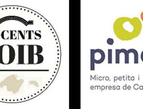 Dos nuevas incorporaciones al documento por parte de PIMEC y DOCENTS FOIB