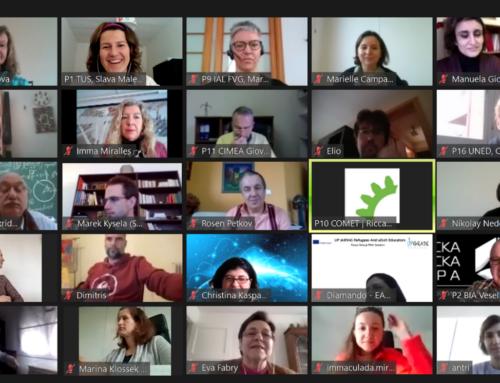 ANCCP participa activamente en las reuniones del proyecto ECOVEM